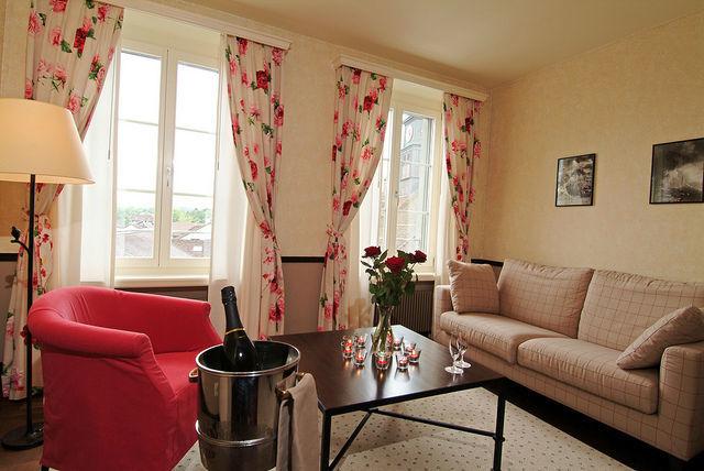 Beispiel: Hochzeitszimmer, Foto: Hotel Bären Langenthal.