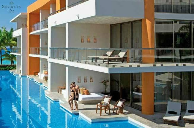 Hotel Secrets Aura Cozumel para que celebres tu boda