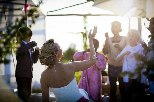 Beispiel: Professionelle Hochzeitsreportagen, Foto: We shoot u.