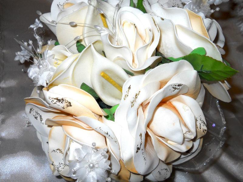 Beispiel: Hochzeitsfloristik, Foto: Arkadas Dekorasyon.
