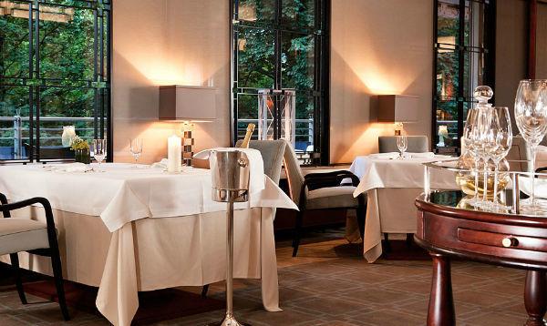 Beispiel: Räumlichkeiten, Foto: Althoff Hotel am Schlosspark.