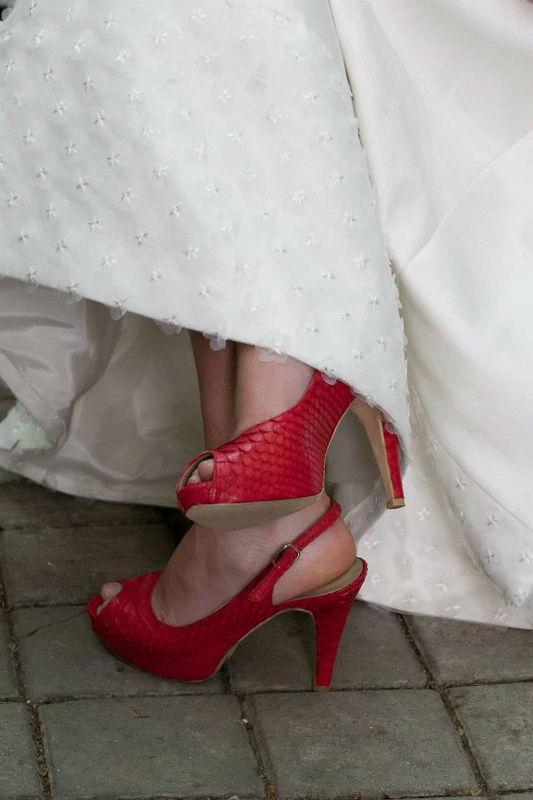 Franjul. Colección novia