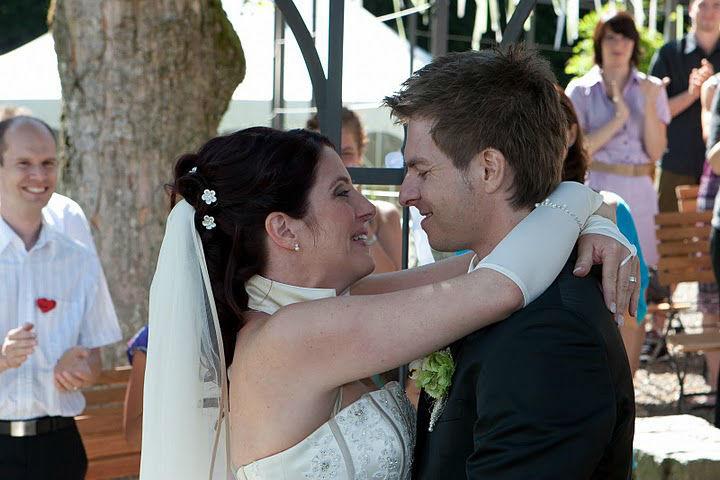 Beispiel: Die Trauung, Foto: Hochzeitspfarrer.