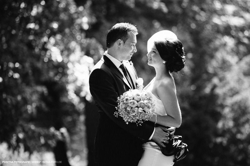 Hochzeit in Schloss Reinbek - Fotoshooting nach der Trauung