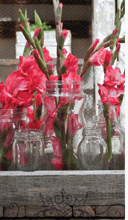 Accesorios para decoración de bodas, diseños originales por Atelier Central