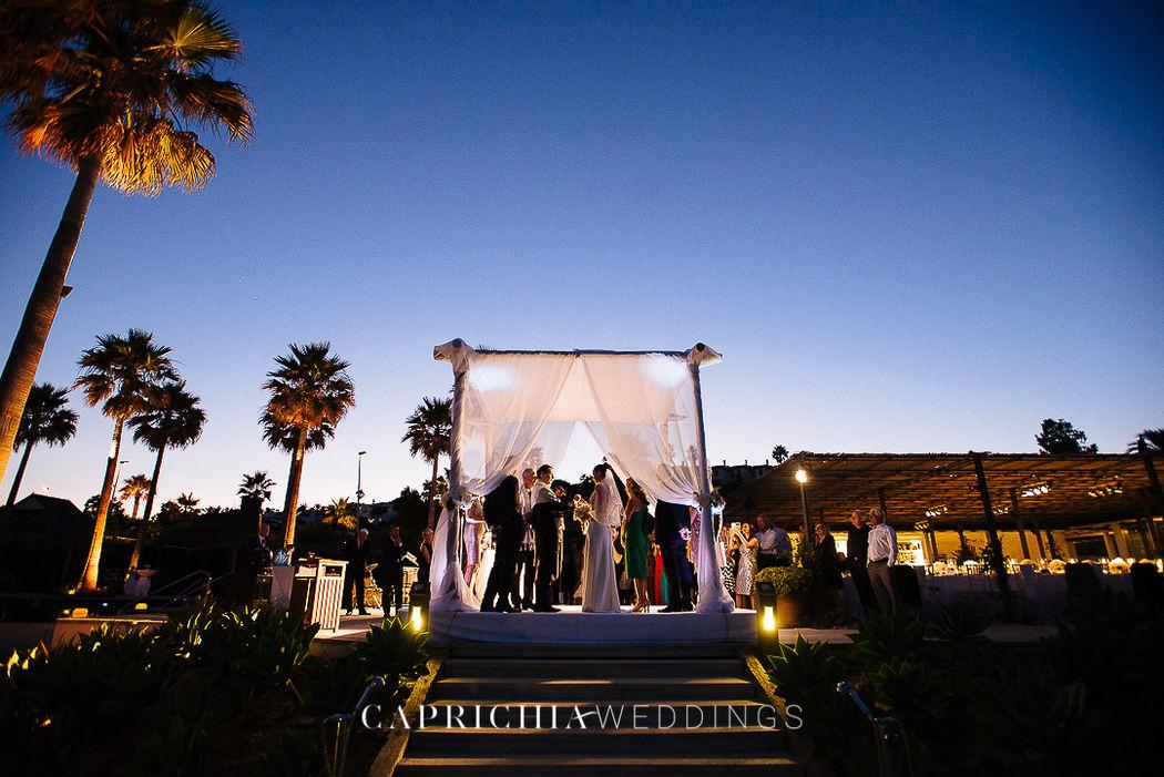 Night ceremony by Caprichia