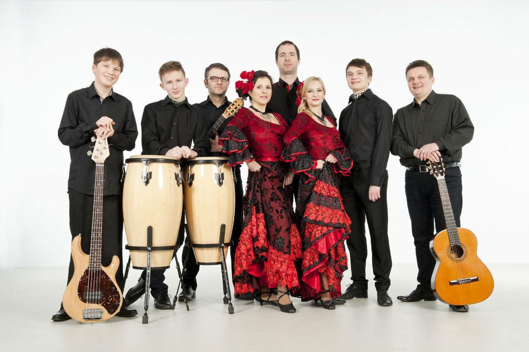 muzyka hiszpańska, Gipsy Kings, taniec flamenco