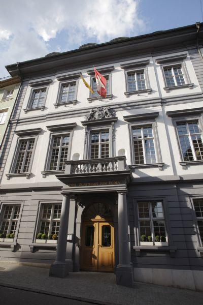 Beispiel: Aussenansicht, Foto: Sorell Hotel Rüden.
