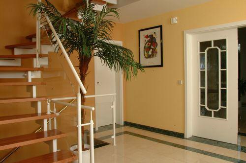 Beispiel: Foyer, Foto: Villa am Habermannsee.