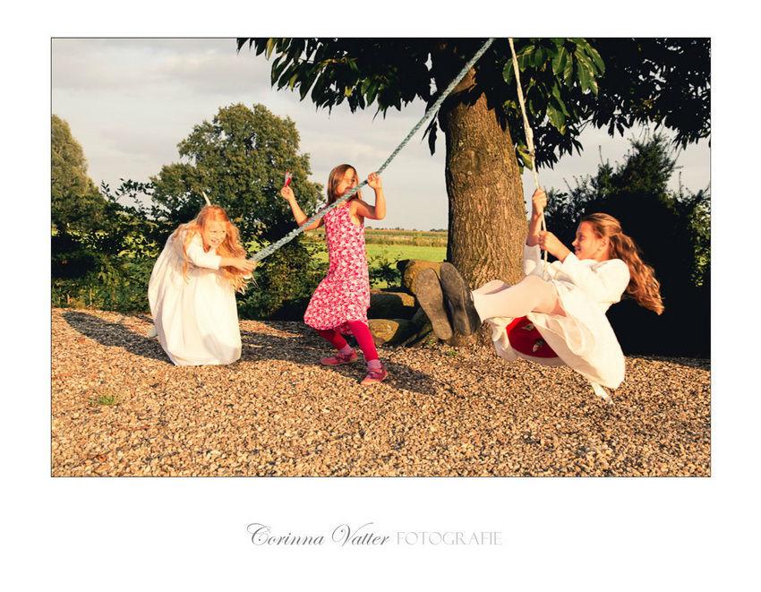 Kinder-Hochzeit Foto: Corinna Vatter wedding photography