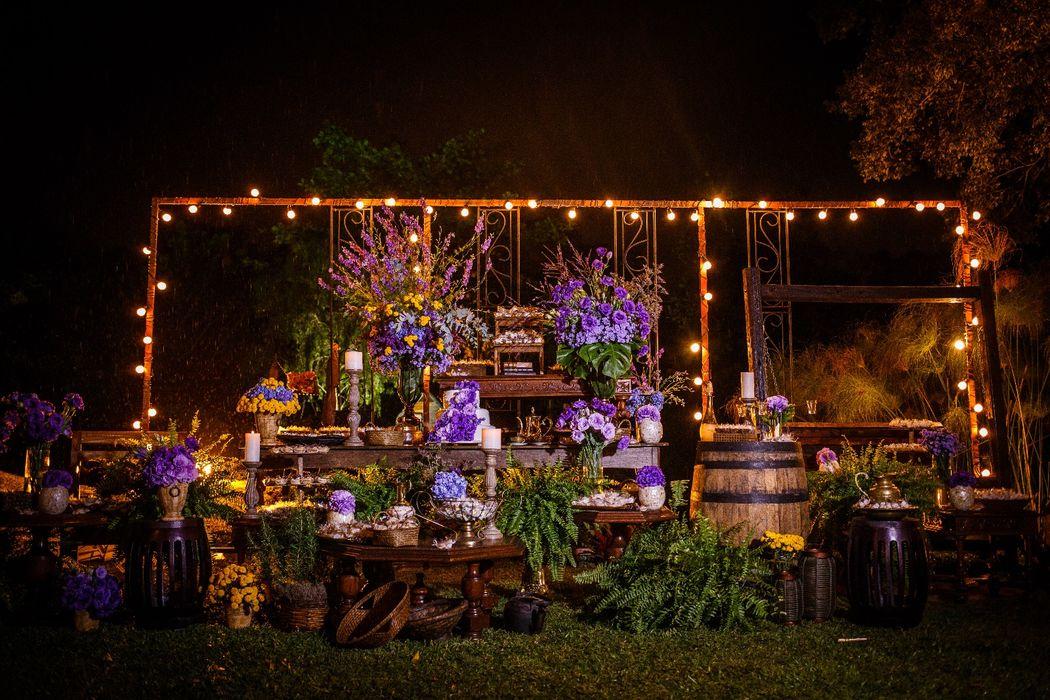 Casamento no campo boho www.samanthamaia.com.br