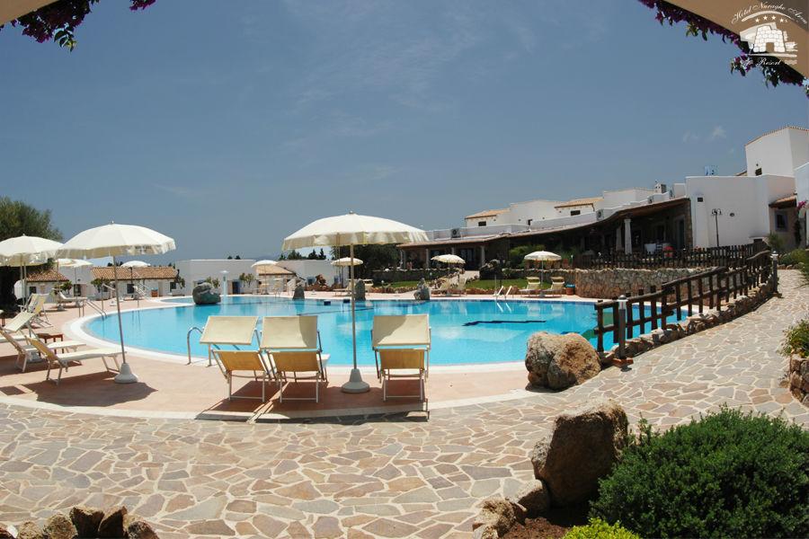 Hotel Nuraghe Arvu