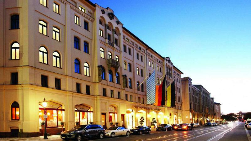 Beispiel: Vier Jahreszeiten, Foto: Kempinski Hotels.