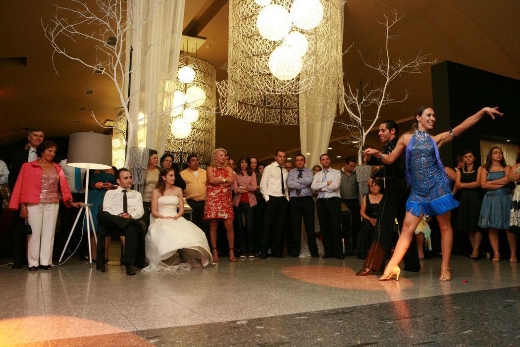 Dança de salão latina