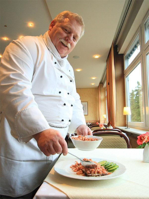Beispiel: Freundlicher Service, Foto: Hotel Dorn.