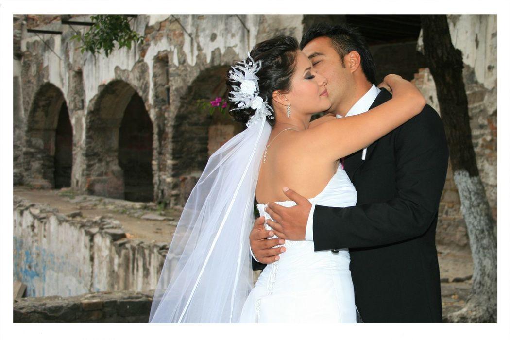 Fotografía profesional de bodas y video en Pueblas - Foto Imagia