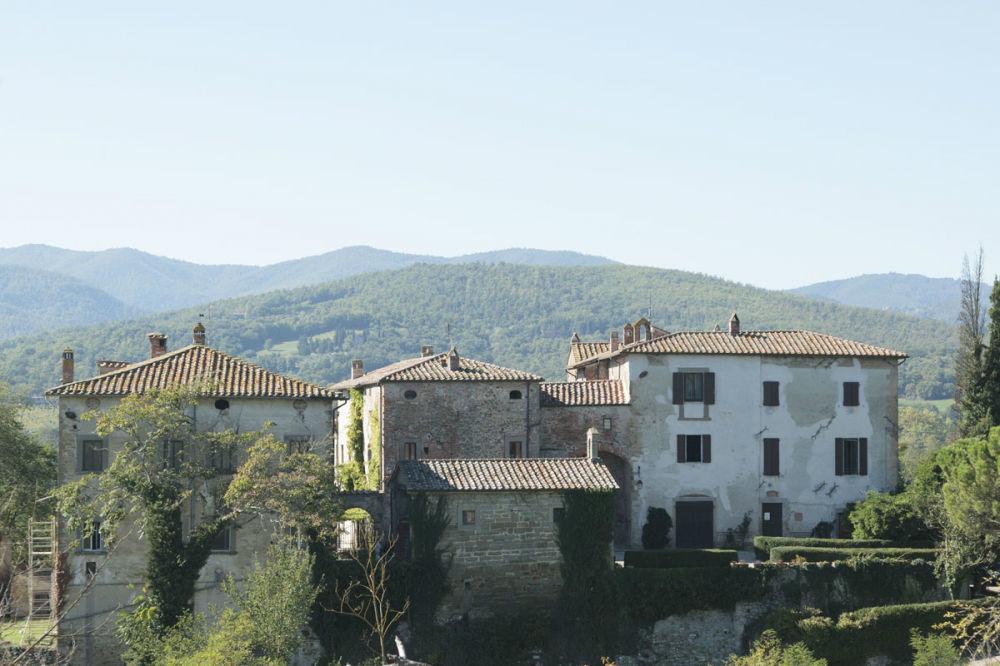 Castello di Sorci in terra d'Anghiari