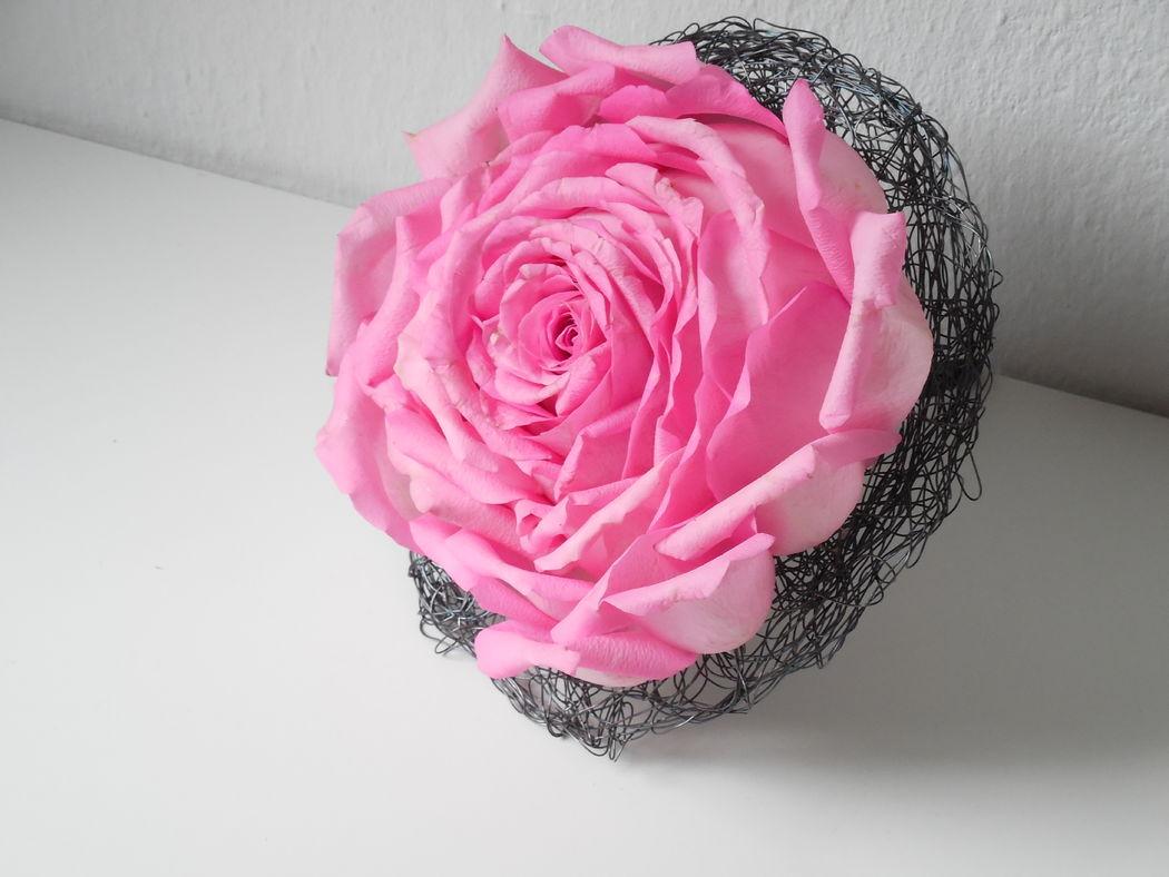 Glamelia - rosamelia  dla oryginalnej Panny Młodej