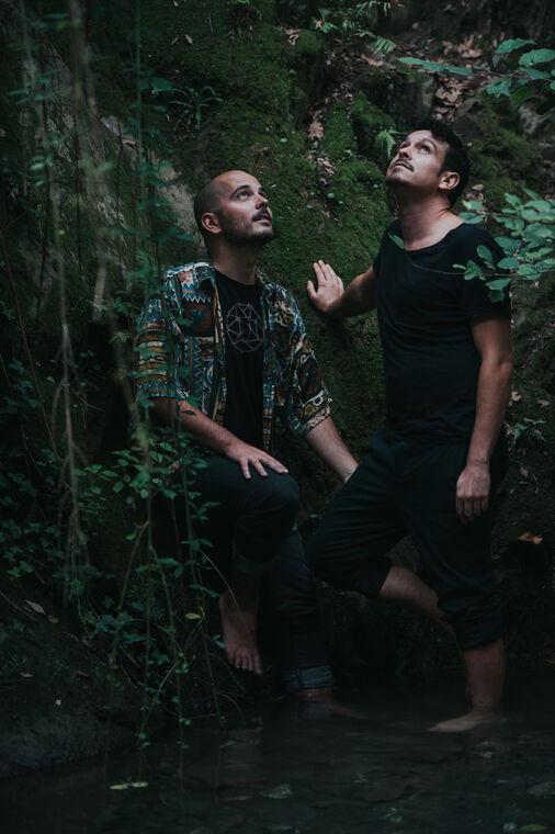 Toni y Pablo