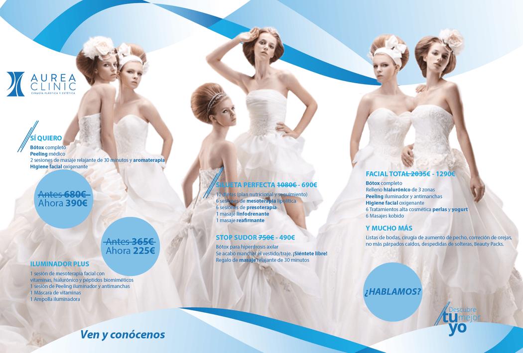 Promociones belleza para novias