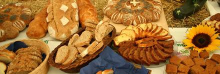 Beispiel: Brot, Foto: Kaffee Rosengarten.