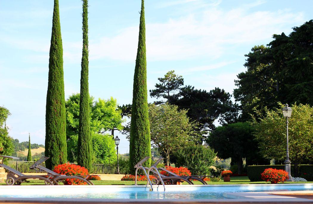 Il Castellaro Country House - Piscina