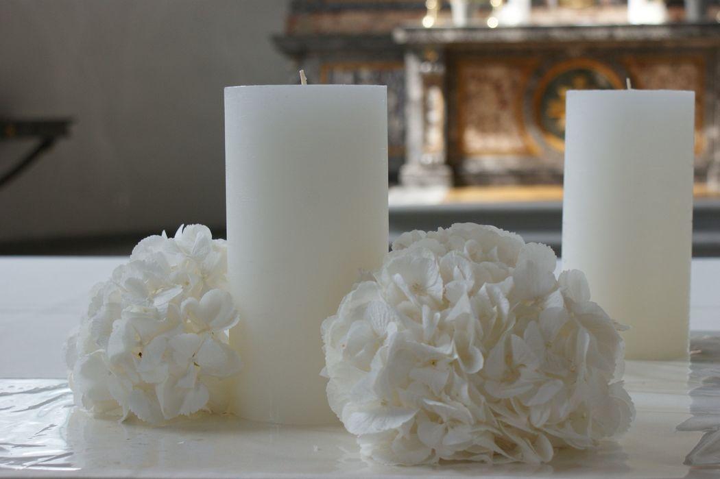 #Nature Lodge #Hochzeitsdekoration #Hochzeit #Dekoration Zeremonie #Kirchendekoration #Dekoration Hortensien