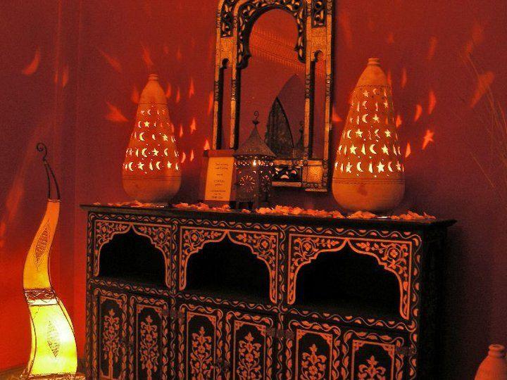 Beispiel: Dekoration, Foto: Le Marrakech.