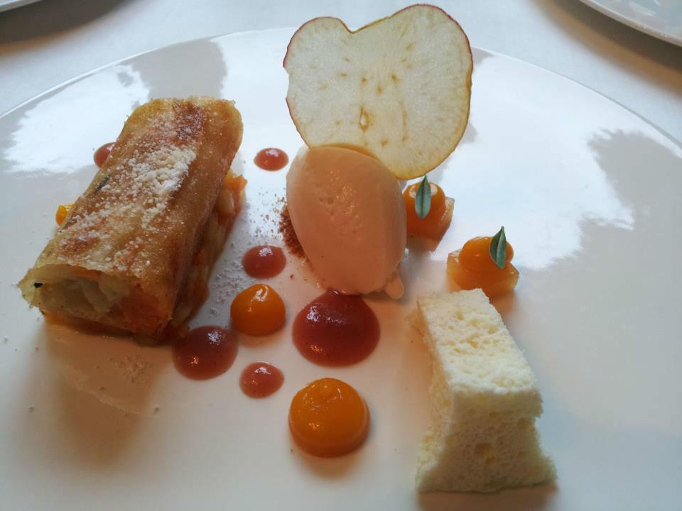 Beispiel: Kulinarisches / Dessert, Foto: Romantik Hotel Kieler Kaufmann.
