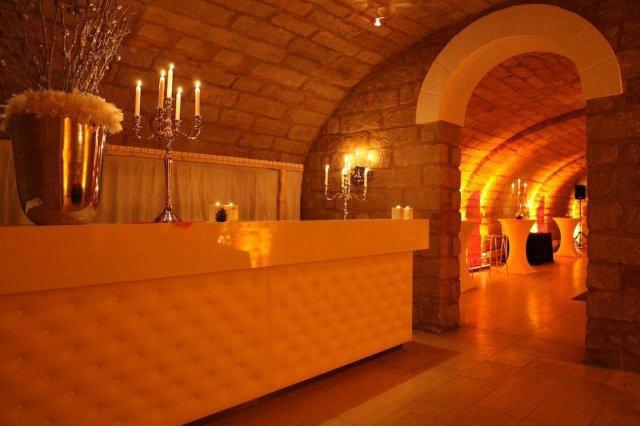 Beispiel: Gewölbe - Bar, Foto: Marcolinis Welt.
