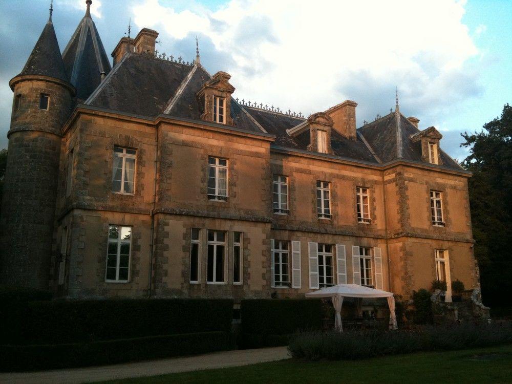 Château de Kergurione