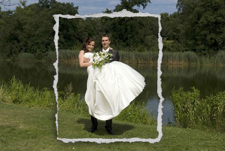Beispiel: Wunderschöne Hochzeitsfotos, Foto: Hochzeitsfotografie Berlin.