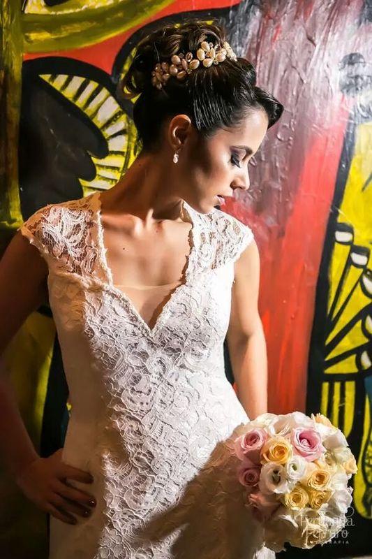 Noiva Fernanda || Fotografia: Fernanda Ferraro