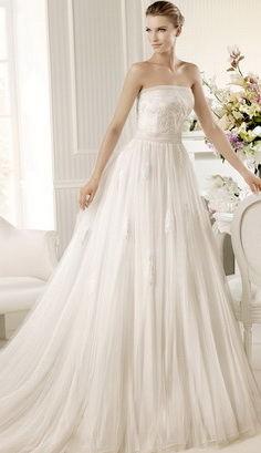 Suknie ślubne z salonu Blanco