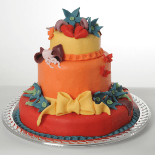 Beispiel: Weddingcakes, Foto: Isler Konditorei.