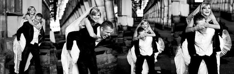 Beispiel: Kreative Hochzeitsfotografie, Foto: Avantgarde Wedding Photographers.