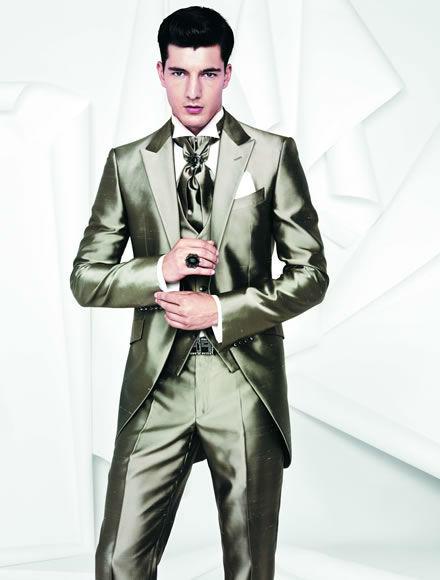 Beispiel: Anzüge für den Bräutigam, Foto: Zoro Uomo.