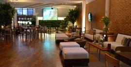 Espaço Festivo Salão Superior Lounge e Pista de Dança
