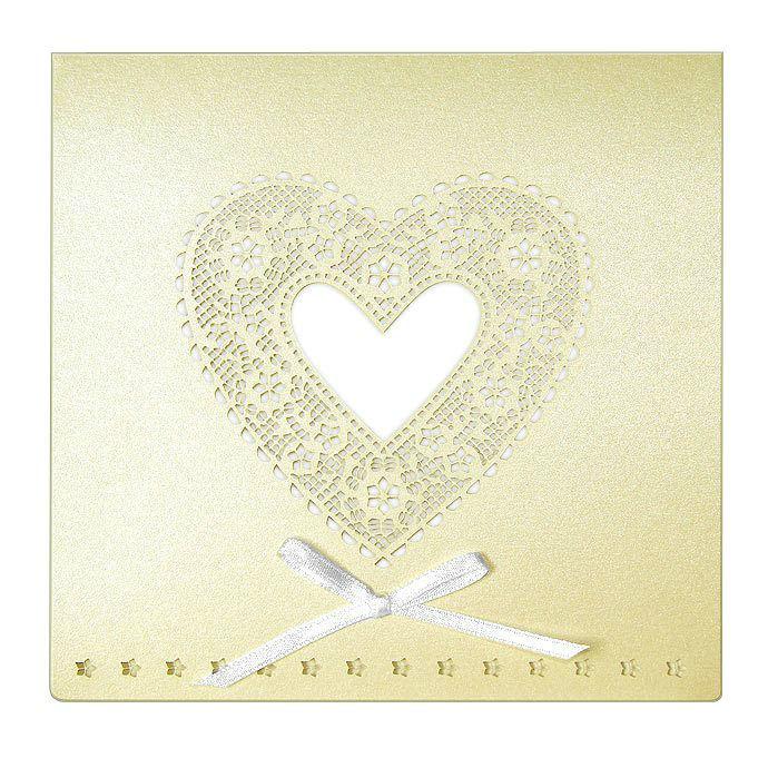 Beispiel: Hochzeitskarten, Foto: Kartenzia.