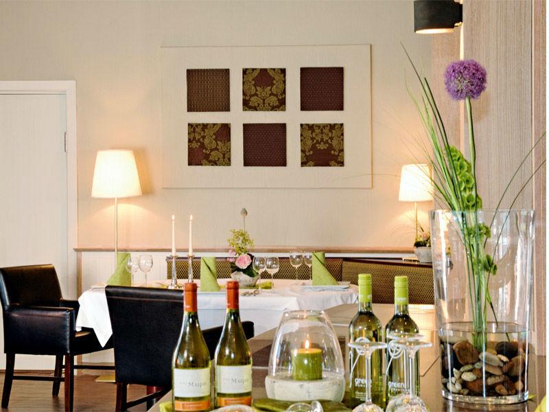 Beispiel: Restaurant, Foto: Hotel Dorn.