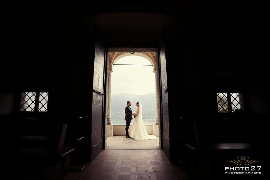 Matrimonio a Brissago Svizzera