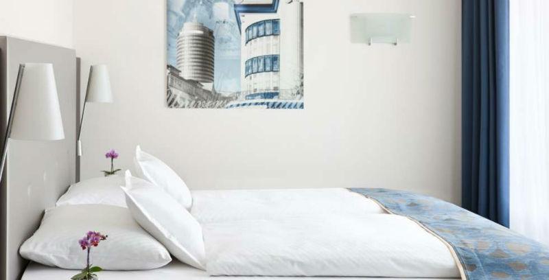 Beispiel: Zimmer Studio, Foto: Steinberger Esplanade.
