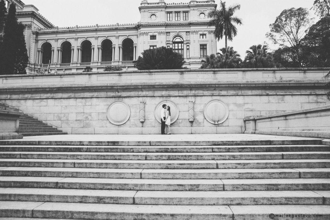Maila e Gustavo Fotografia