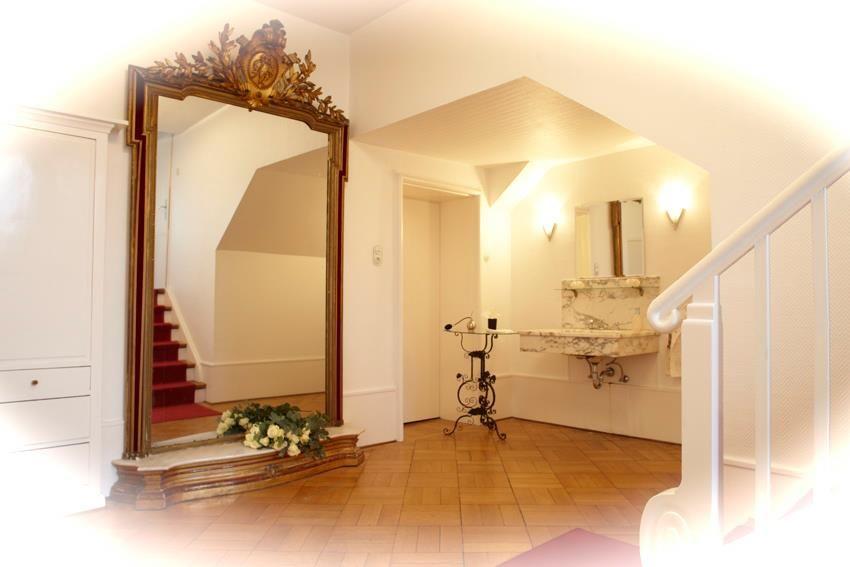 Beispiel: Salon-Impressionen, Foto: Der Brautsalon.