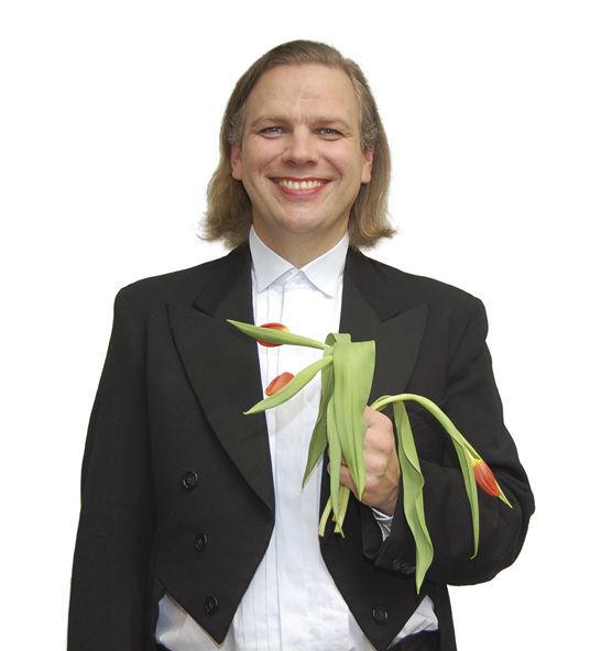 Beispiel: Comedykellner Francois, Foto: Martin Pierags