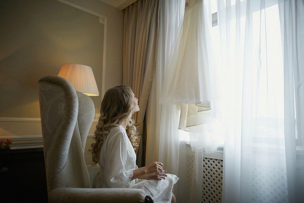 Прическа и макияж: я Фотограф: Андрей Гурьев