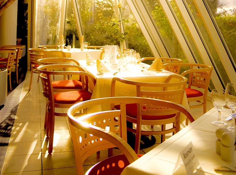 Beispiel: Restaurant, Foto: Atlanta Hotel International Leipzig.