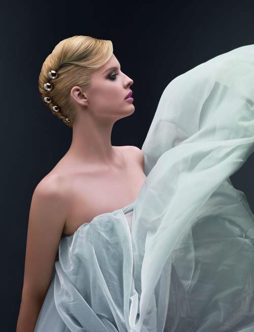 Maison de Beauté CARITA : Coiffure Mariage