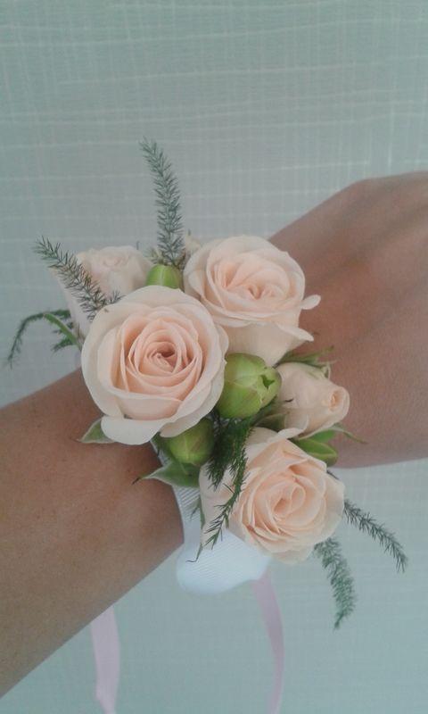 Bracelet de témoin/Estelle Leclerc