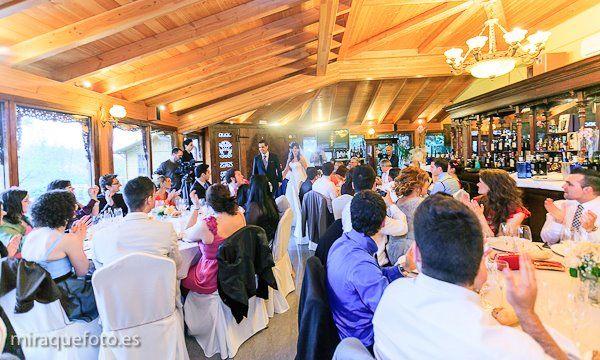 celebración salón